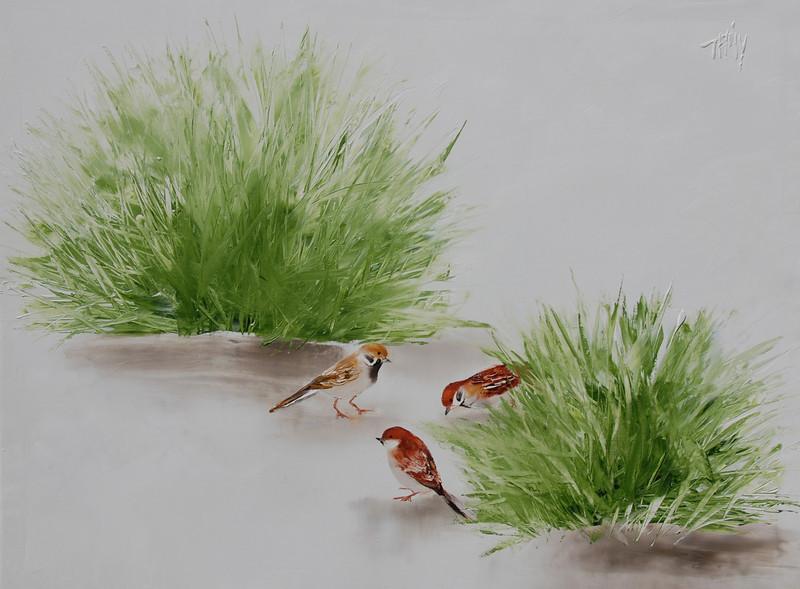 Nguyen Dieu Thuy - Green Grass (75x100)-L.jpg