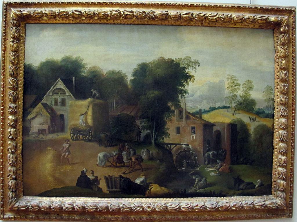 Niccolò_dell\'abate,_vagliatura_del_grano,_1560-1570_ca._01.JPG