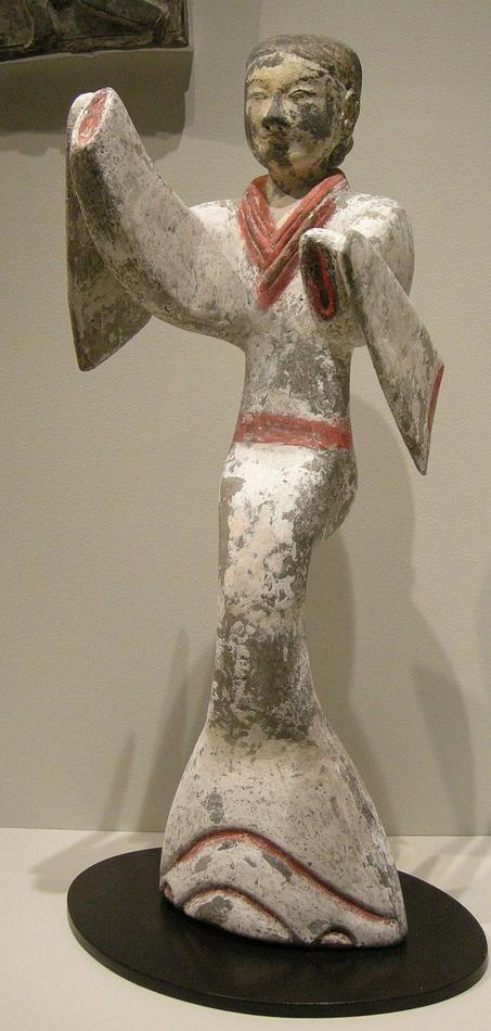 Nswag,_dinastia_han,figurina_dipinta_di_danzatrice.JPG