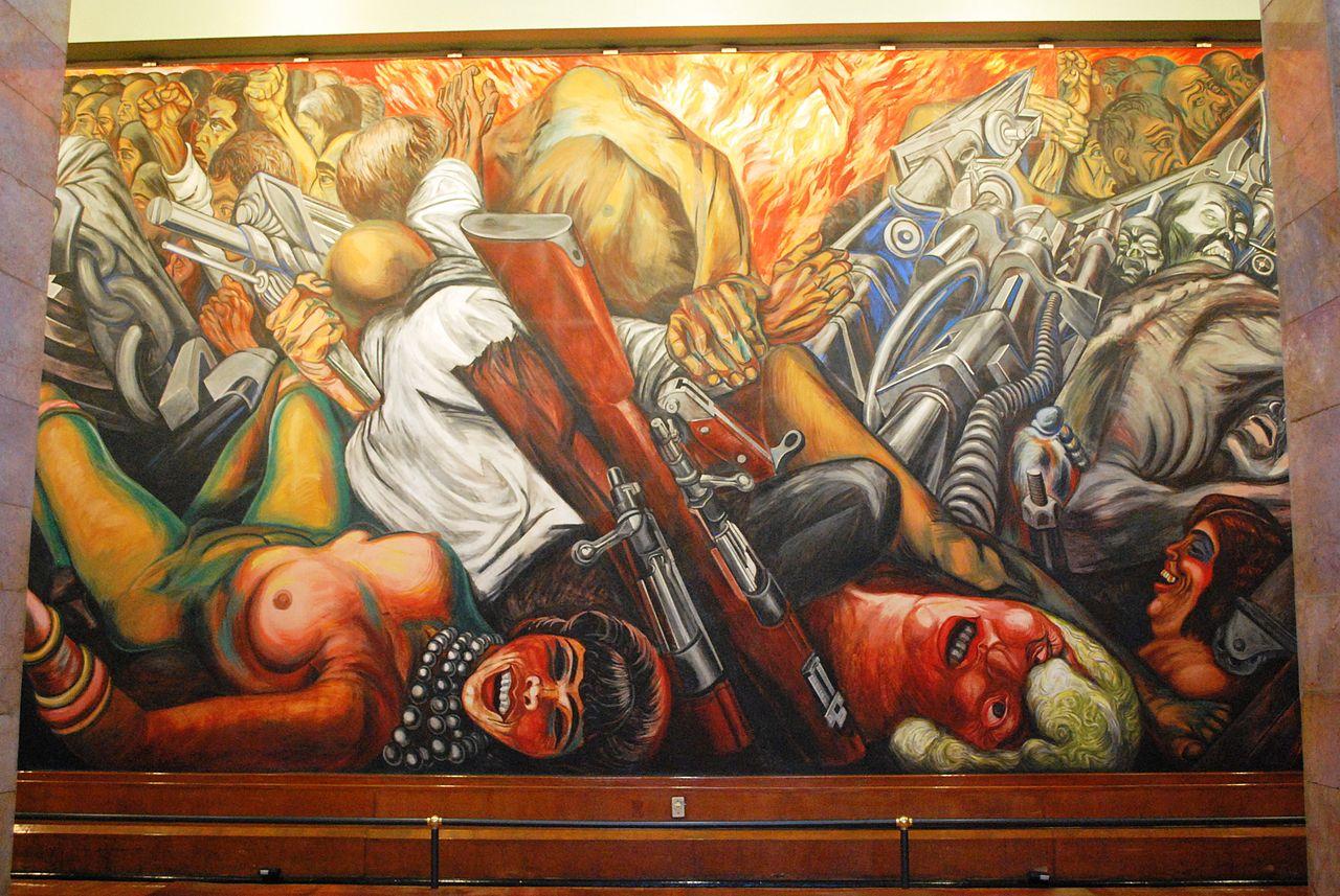 Orozco (1883-1949)1280px-Palacio_de_Bellas_Artes_-_Mural_Katharsis_Orozco_2.jpg