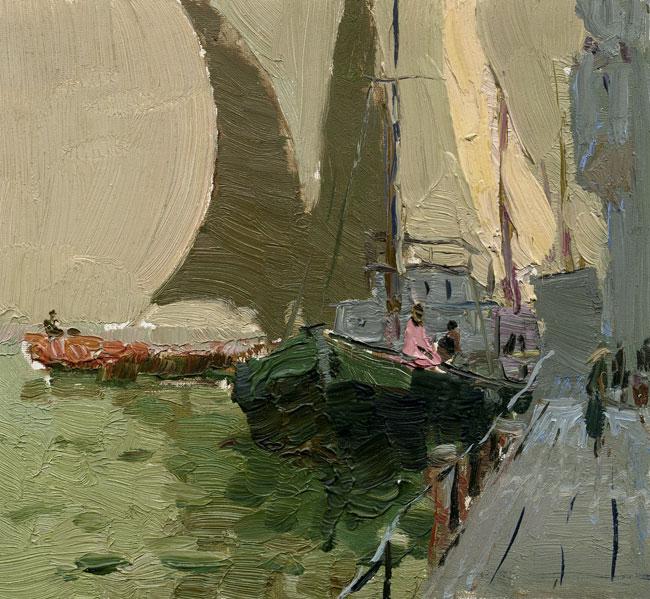 Ovchinnikov-Vladimir-Ivanovich-Caspian-Fisherman-Boats-rim62bw.jpg