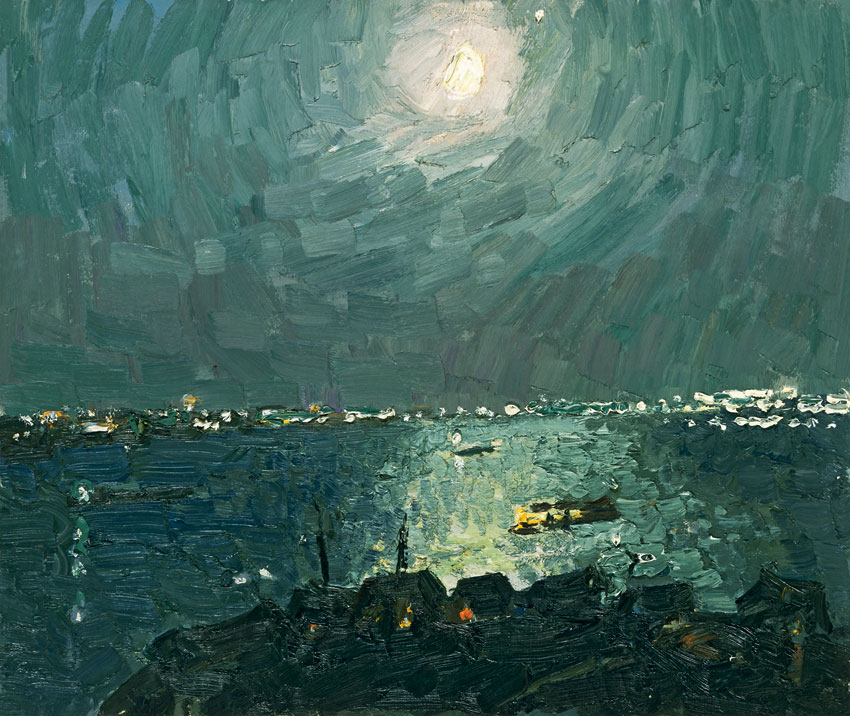 Ovchinnikov-Vladimir-Ivanovich-Moonlight-night-on-the-Volga-river-pos28bw.jpg
