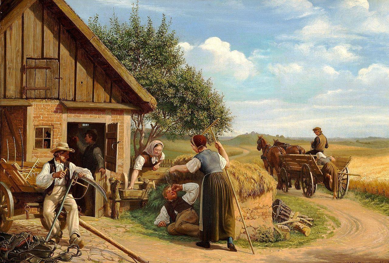 Pacht-wilhelm-1843-1912-denmar-en-forstyrret-middagsluur.jpg