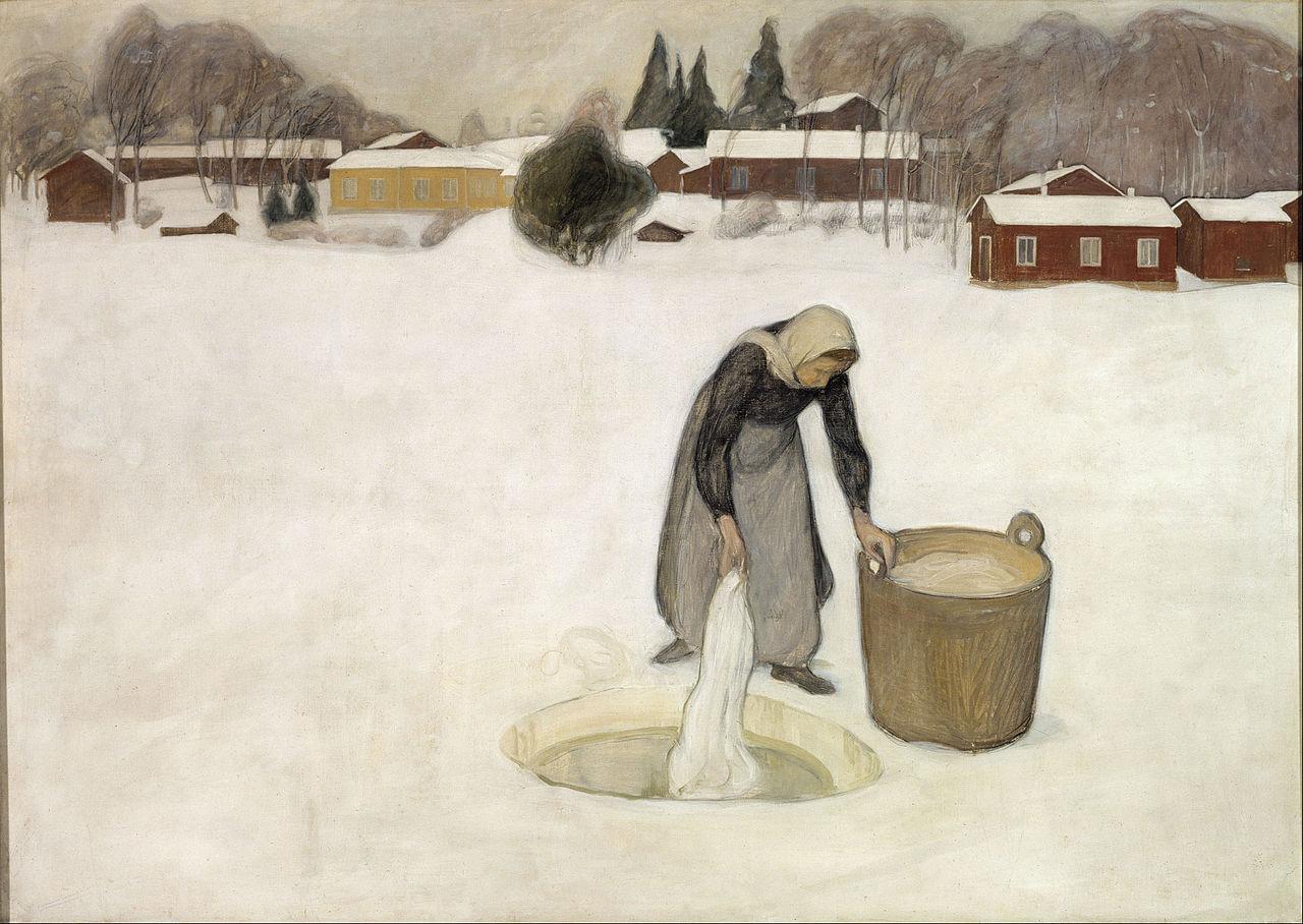 Pekka_Halonen_-_Washing_on_the_Ice_-_Google_Art_Project.jpg