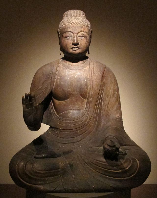 Periodo_heian_o_inizio_kamakura,_yakushi_nyorai,_1150-1200_ca..JPG