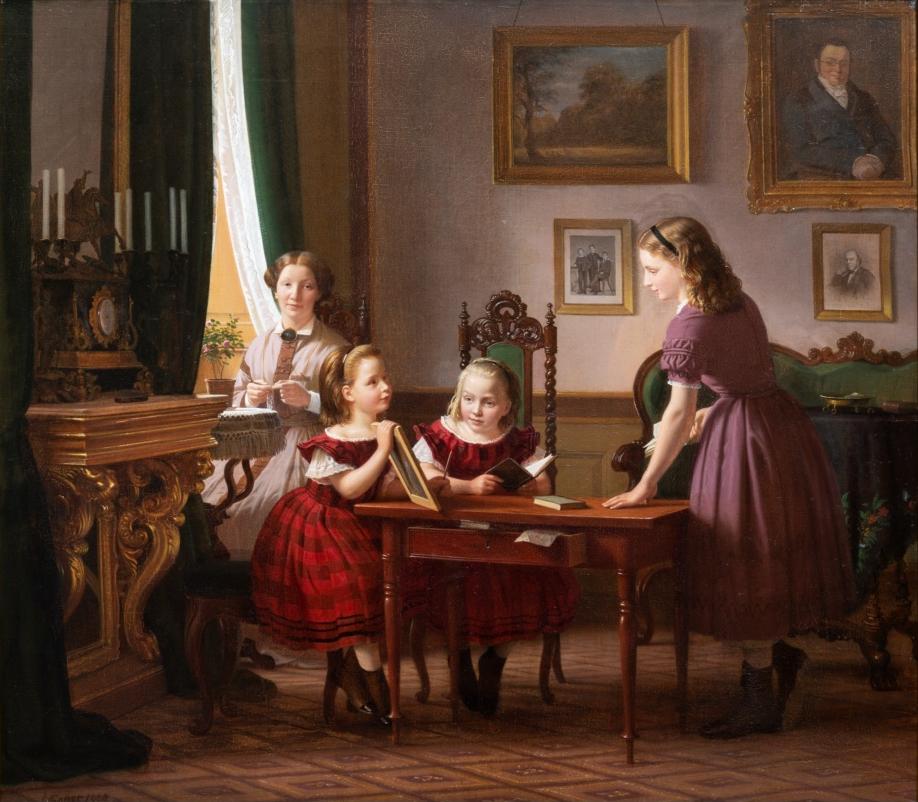 Portræt_af_Jenny_Raphael_Adler_med_sine_døtre_Ellen,_Hanna_og_Emma.jpg