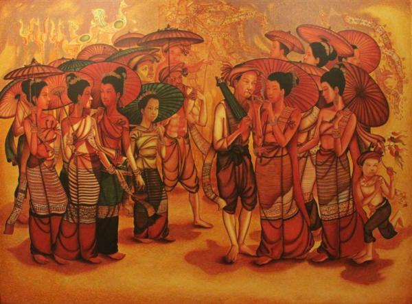Prayom YoddeeSombat-Permpoon-Collection-Paintings-by-Prayom-Yoddee-205613.jpeg