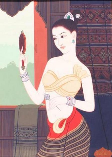 Prayom YoddeeSombat-Permpoon-Collection-Paintings-by-Prayom-Yoddee-205632.jpeg