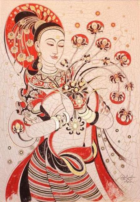 Prayom YoddeeSombat-Permpoon-Collection-Paintings-by-Prayom-Yoddee-205721.jpeg