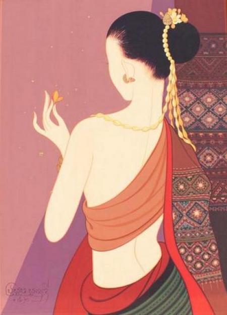 Prayom YoddeeSombat-Permpoon-Collection-Paintings-by-Prayom-Yoddee-205746.jpeg