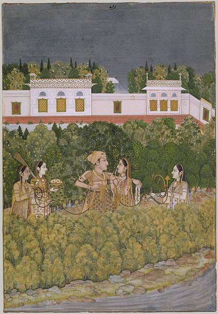 Prince_and_Ladies_in_a_Garden,_mid-18th_century;_Mughal.jpg