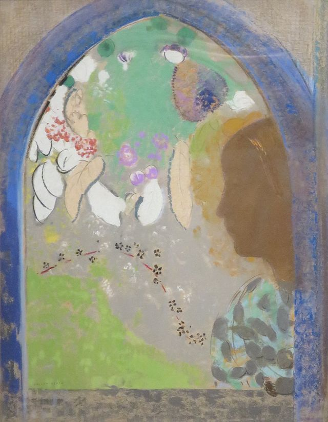 'Profile_of_a_Woman_in_the_Window'_by_Odilon_Redon,_pastel.JPG