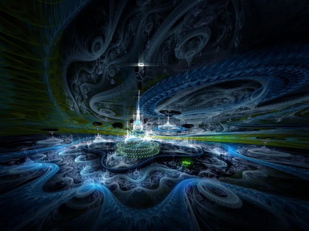psychedelic city 3d artwork digital fractal.jpg