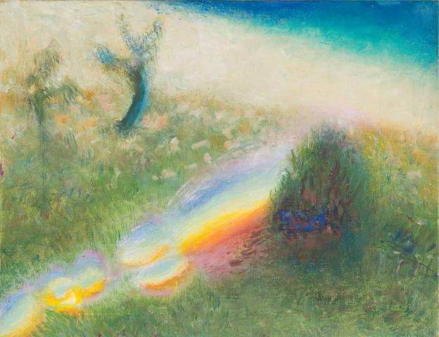Rainbow Path in the Grass.jpg