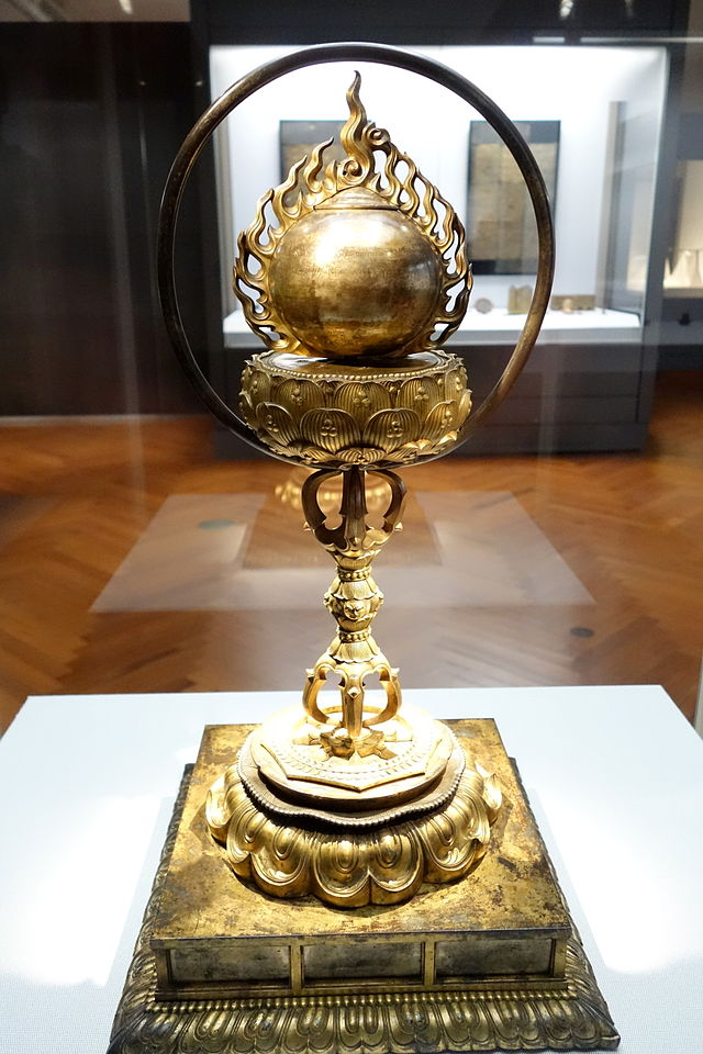 Reliquary,_Kamakura_period,_13th-14th_century,_cintamani_(sacred_jewel).JPG