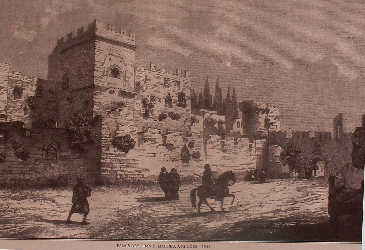 Rhodes_Grand_Matster's_palace_in_1844.jpg