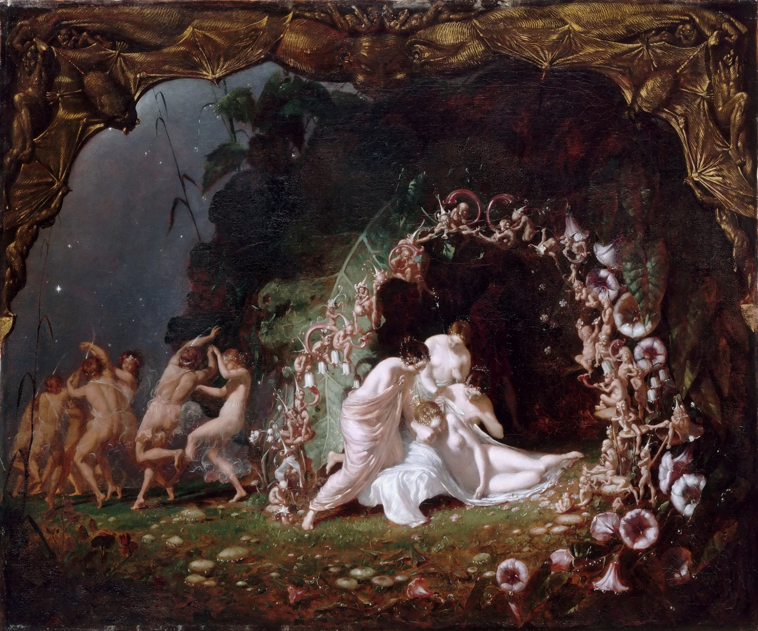 Richard Dadd Titania Sleeping 1841.jpg