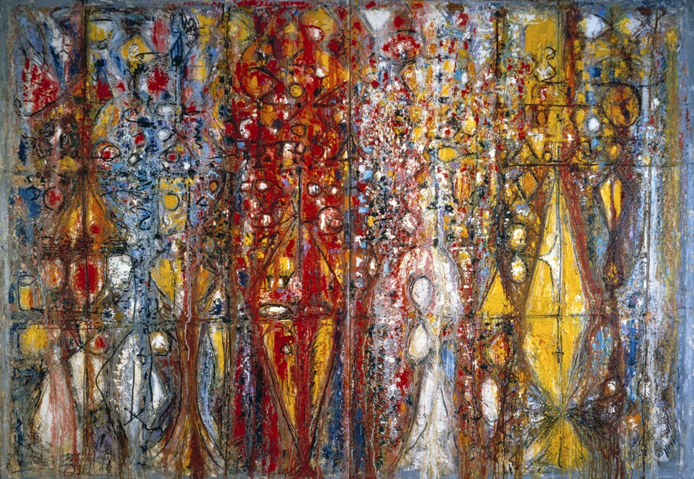 Richard Pousette-Dart ·blood-wedding-1958.jpg