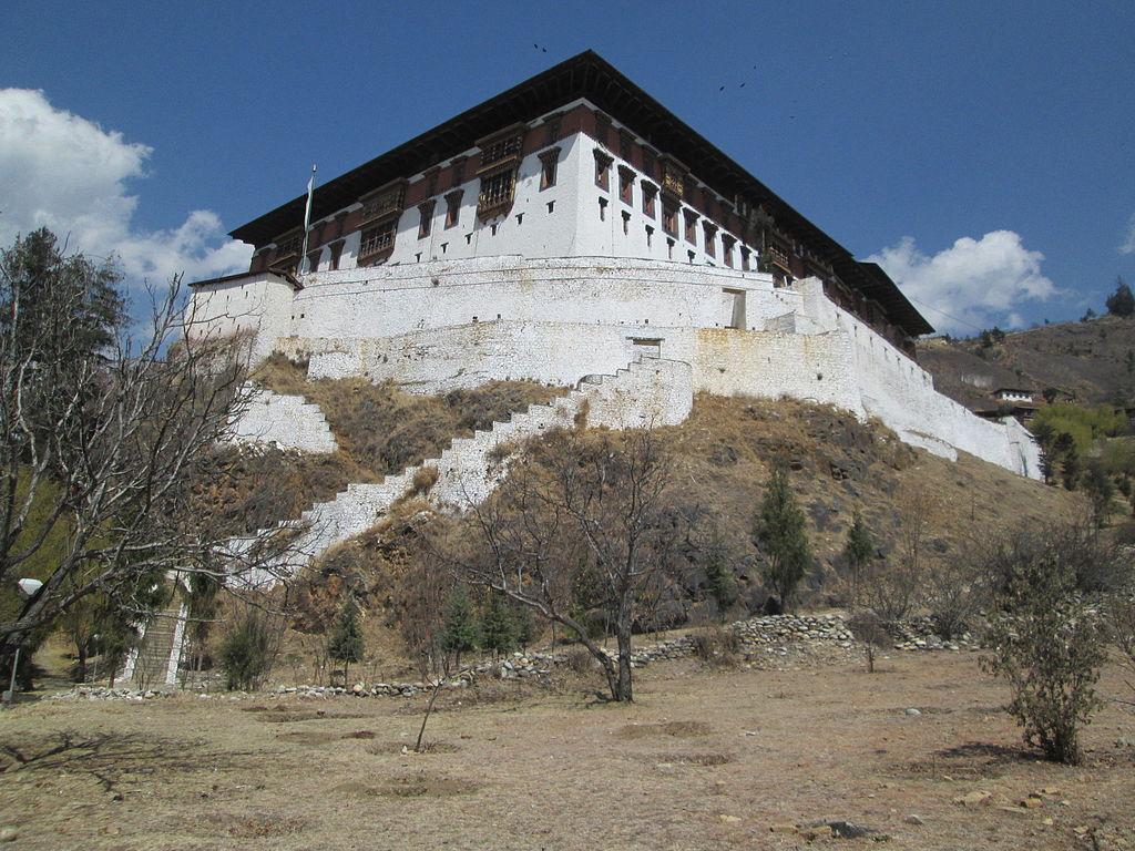 'Rinpung_Dzong'_in_Paro..JPG