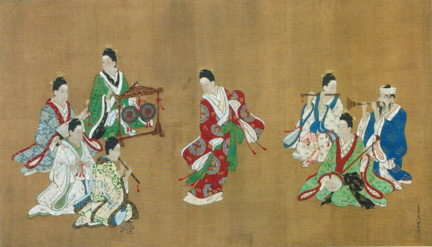 Ryukyuan_Dancer_and_Musicians_by_Miyagawa_Choshun,_c._1718.jpg