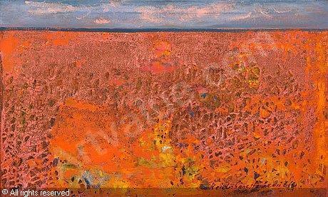 sarestoniemi-reidar-1925-1981-blueberry-in-autumn-colors-3919430.jpg