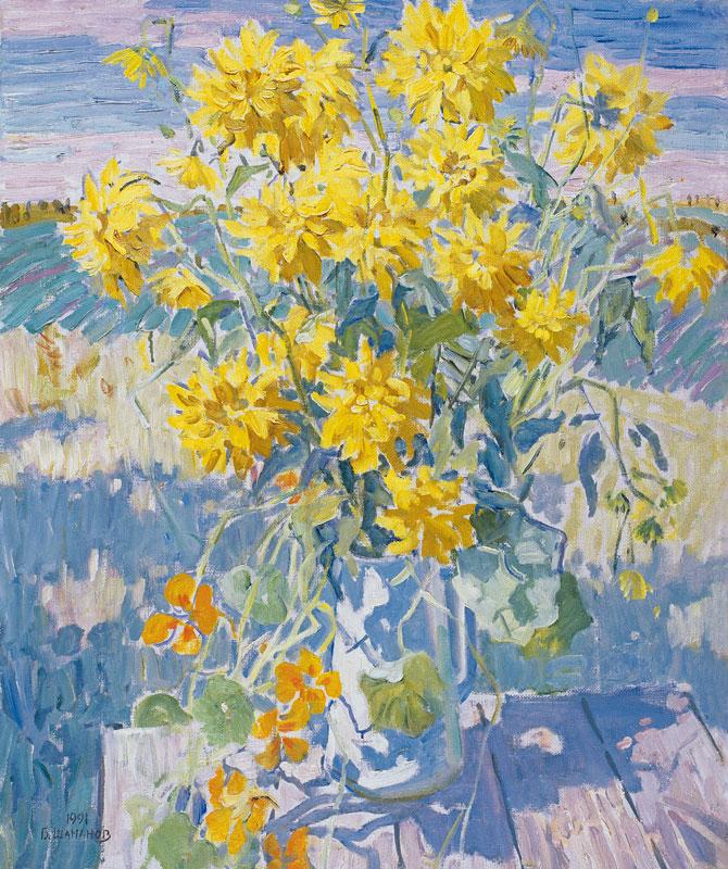 Shamanov-Boris-September-Yellow-flowers-new166bw.jpg