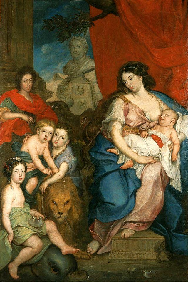 Siemiginowski_Marie_Casimire_with_children.jpg