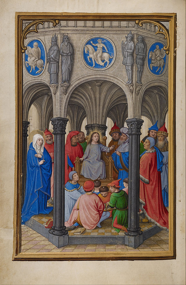 Simon_Bening_(Flemish_-_The_Dispute_in_the_Temple_-_Google_Art_Project.jpg