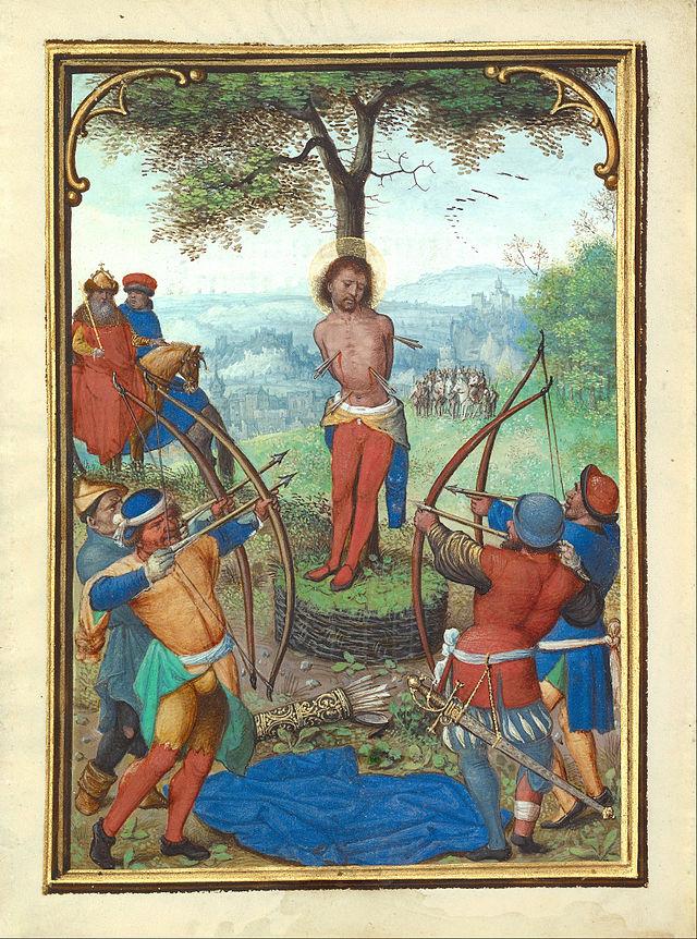 Simon_Bening_(Flemish_-_The_Martyrdom_of_Saint_Sebastian_-_Google_Art_Project.jpg