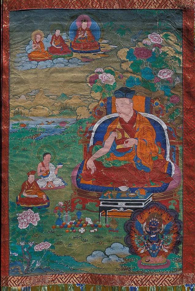 Situ PanchenSecond_Tai_Situpa,_Tashi_Namgyal.jpeg