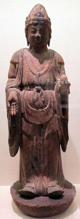 Statua_di_kichijote,_IX-X_sec..JPG