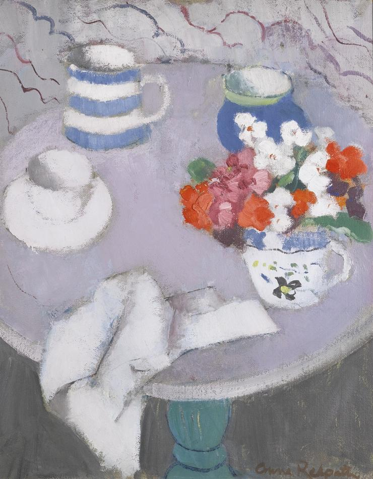 STILL LIFE WITH A ROUND TABLE (RECTO),.jpg