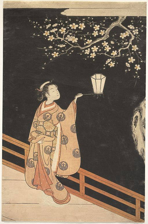 suzuki_harunobu_-_woman_admiring_plum_blossoms_at_night.jpg