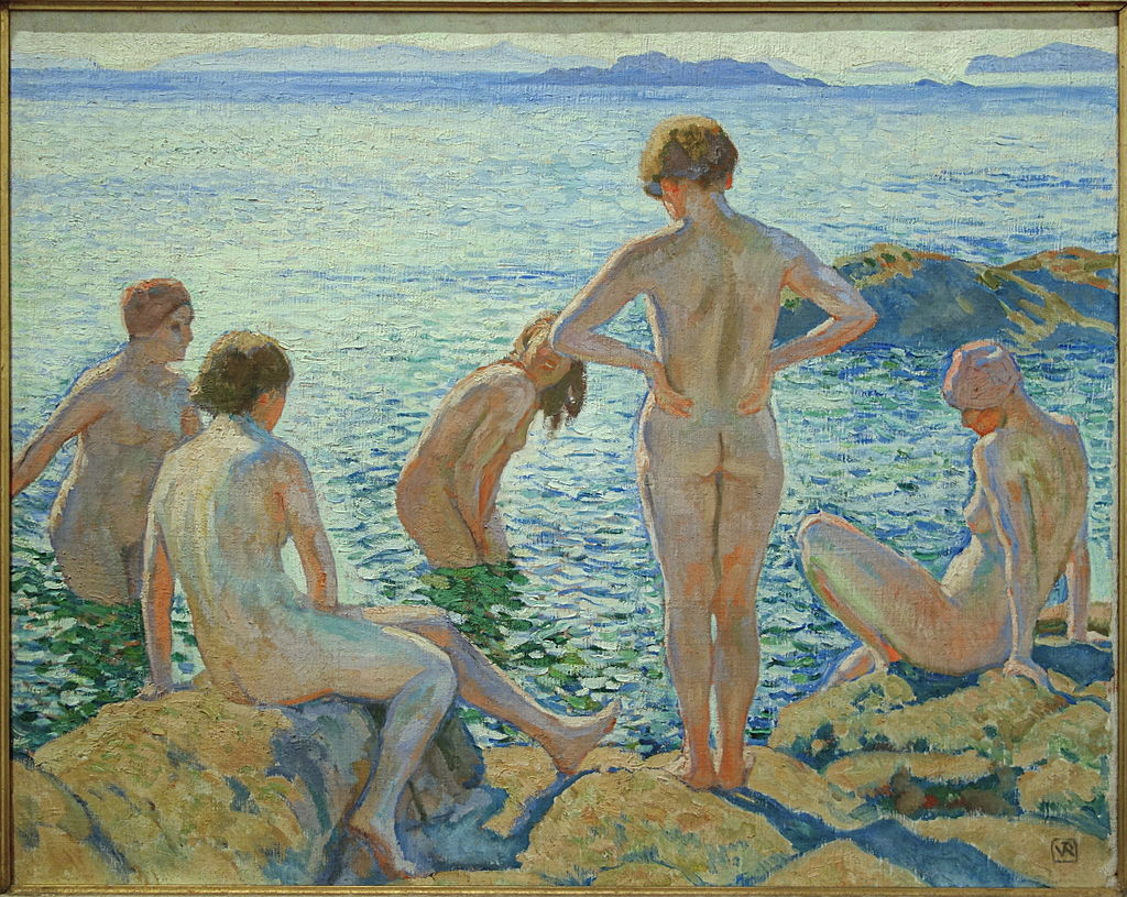 Théo_van_Rysselberghe_De_Baadsters_ca._1920.JPG