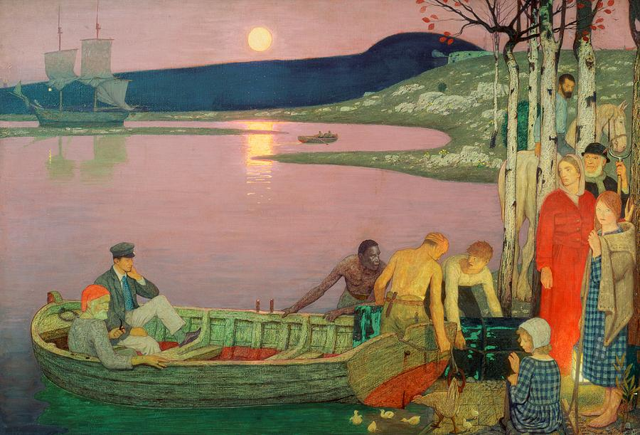 The-call-of-the-sea-frederick-cayley-robinson.jpg