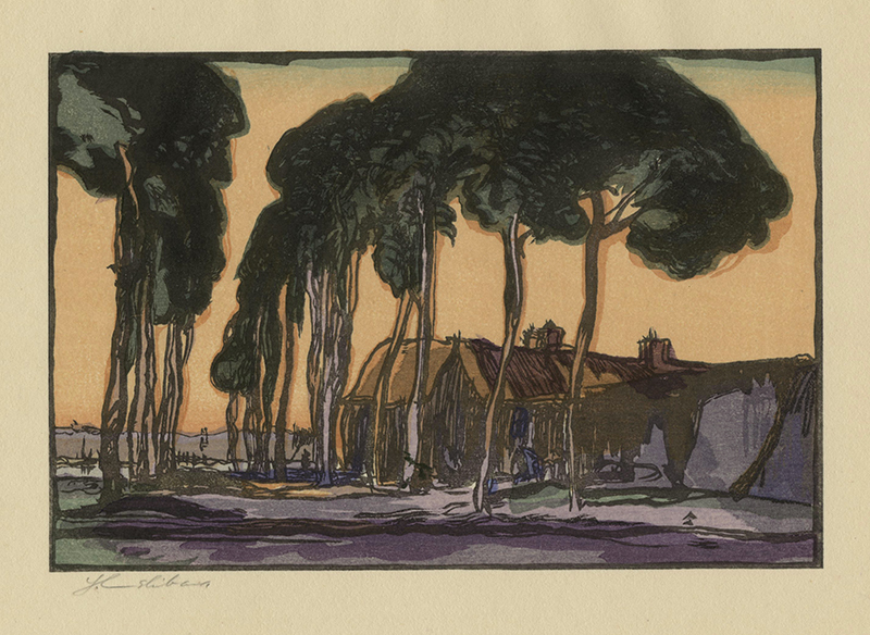 The-Outskirts-of-a-Flemish-Town-in-collaboration-with-Frank-Brangwyn-by-Yoshijiro-Urushibara.jpg