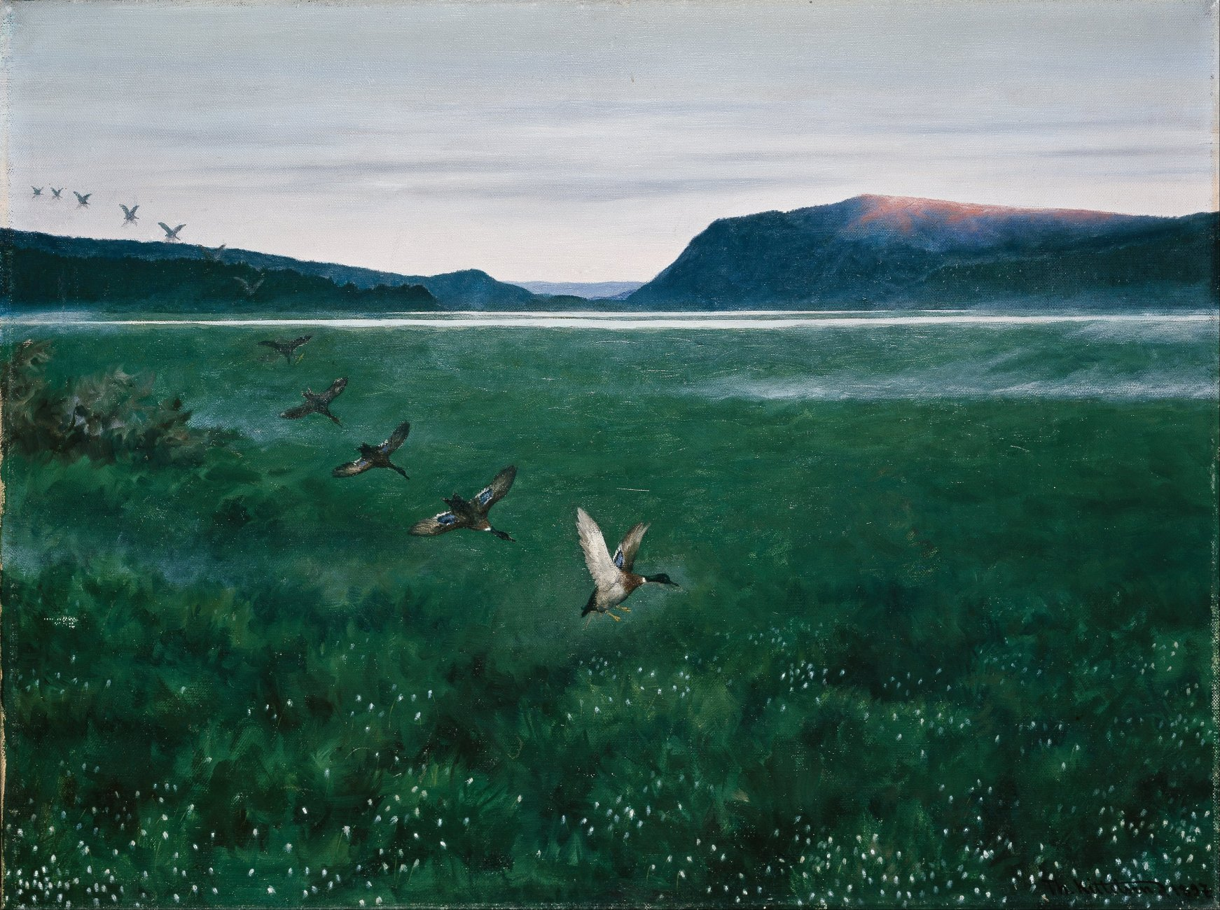 Theodor_Kittelsen_-_The_twelwe_wild_Ducks_-_Google_Art_Project.jpg