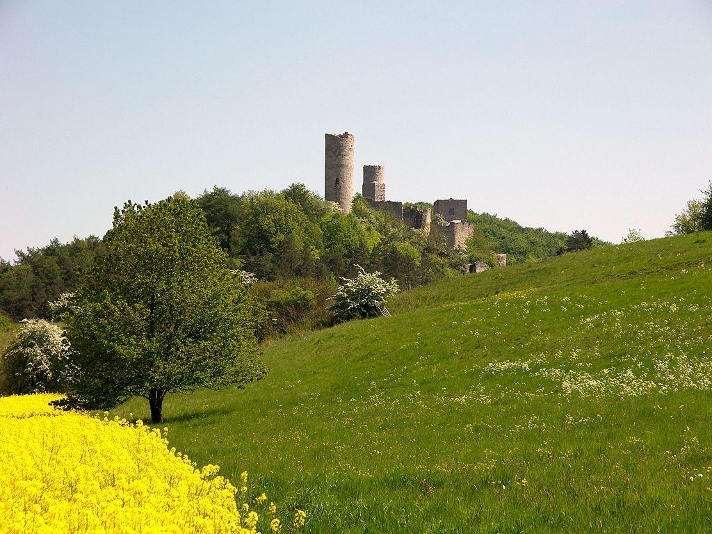 Thueringen-Ruine-Brandenburg-von-Sallmannshausen.JPG