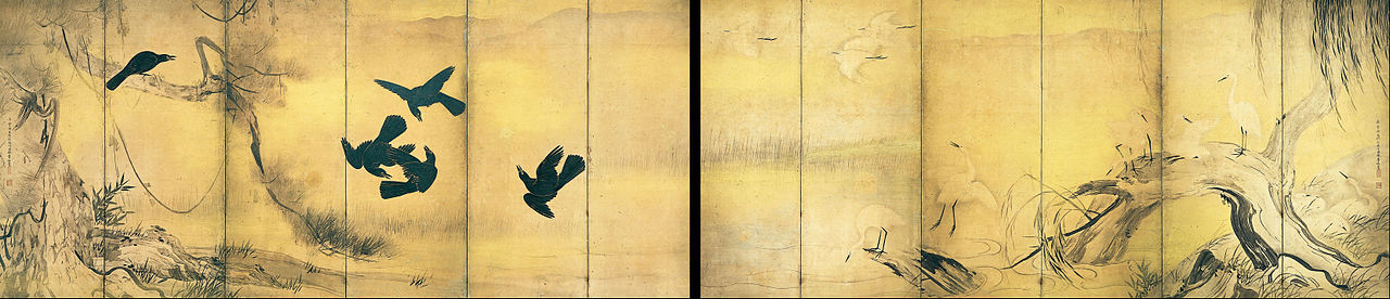Tohaku_Hasegawa_-_Crows_and_Herons_(Important_Cultural_Property)_-_Google_Art_Project.jpg