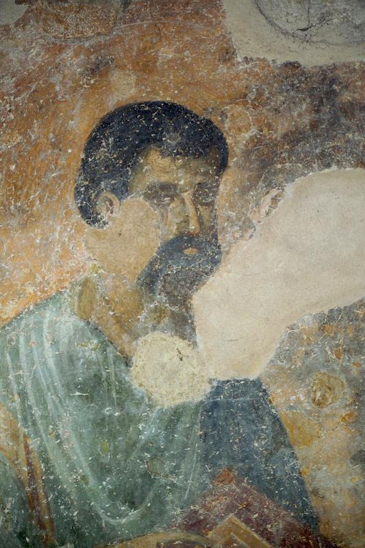 Unknown Evangelist (probably Mark) (north wall)1серб. савучаны.jpg