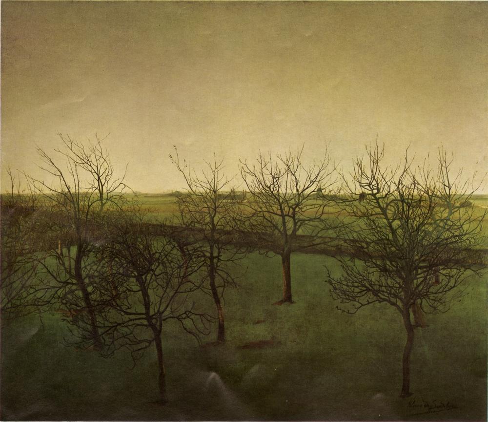 valerius de saedeleer - boomgaard op het einde van de winter.jpg