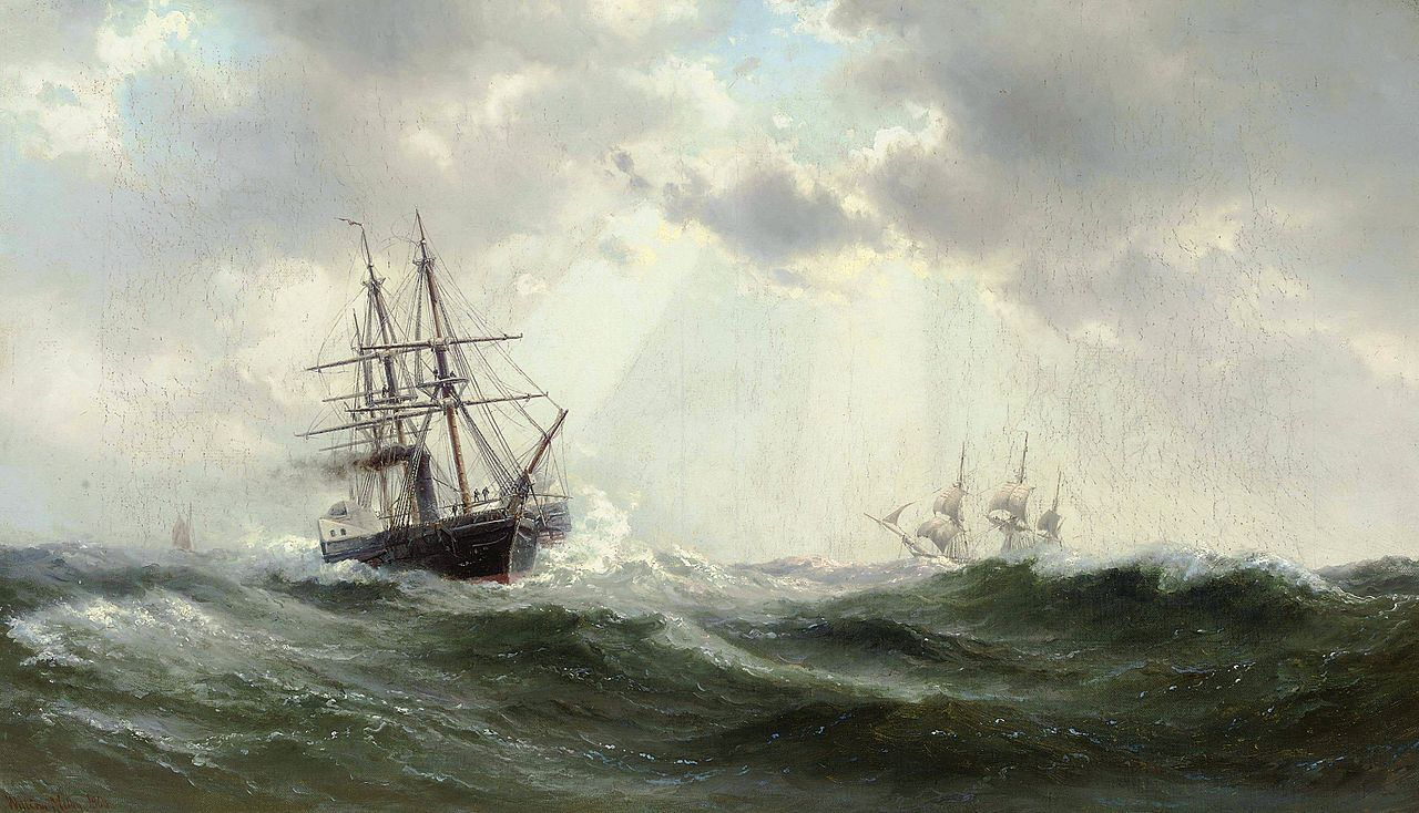 Vilhelm_Melbye_-_A_paddlesteamer_and_other_shipping_in_a_heavy_swell.jpg