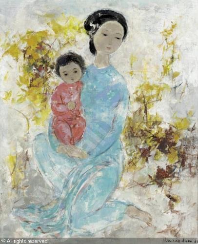 vu-cao-dam-1908-2000-vietnam-f-mother-and-child-1055575.jpg