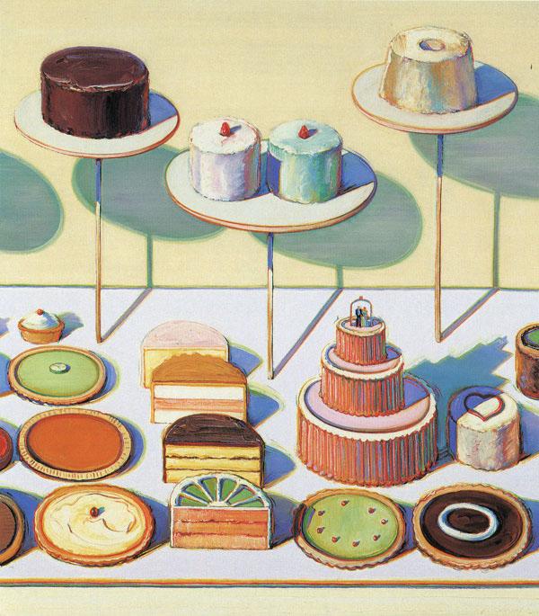 WayneThiebaud-cakes-and-pies-1963-Tortyi-i-pirogi-600-h-685.jpg