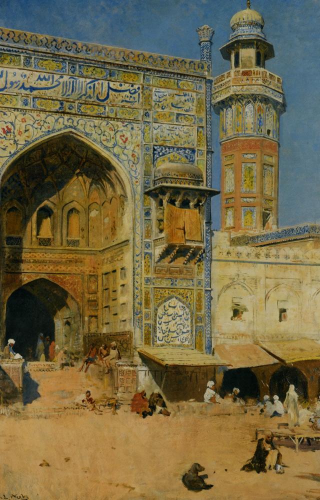 Weeks_Edwin_Lord_Jumma_уикс Musjed_Lahore_India_Oil_on_Canvas-large.jpg