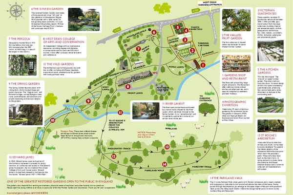 west-dean-gardens-map-2018.png