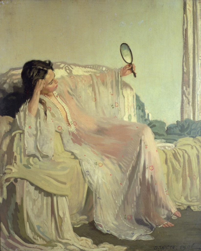 William_Orpen_The_Eastern_Gown.jpg