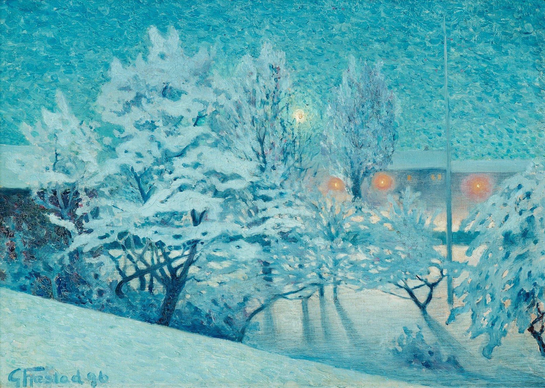 Winter-Landscape-Gustaf-Fjæstad-Oil-Painting-1.jpg