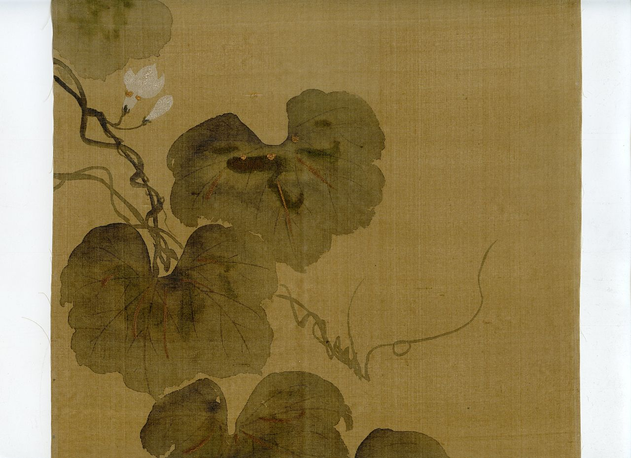 Wittig.collection.painting.02.flowering.gourd.jpg