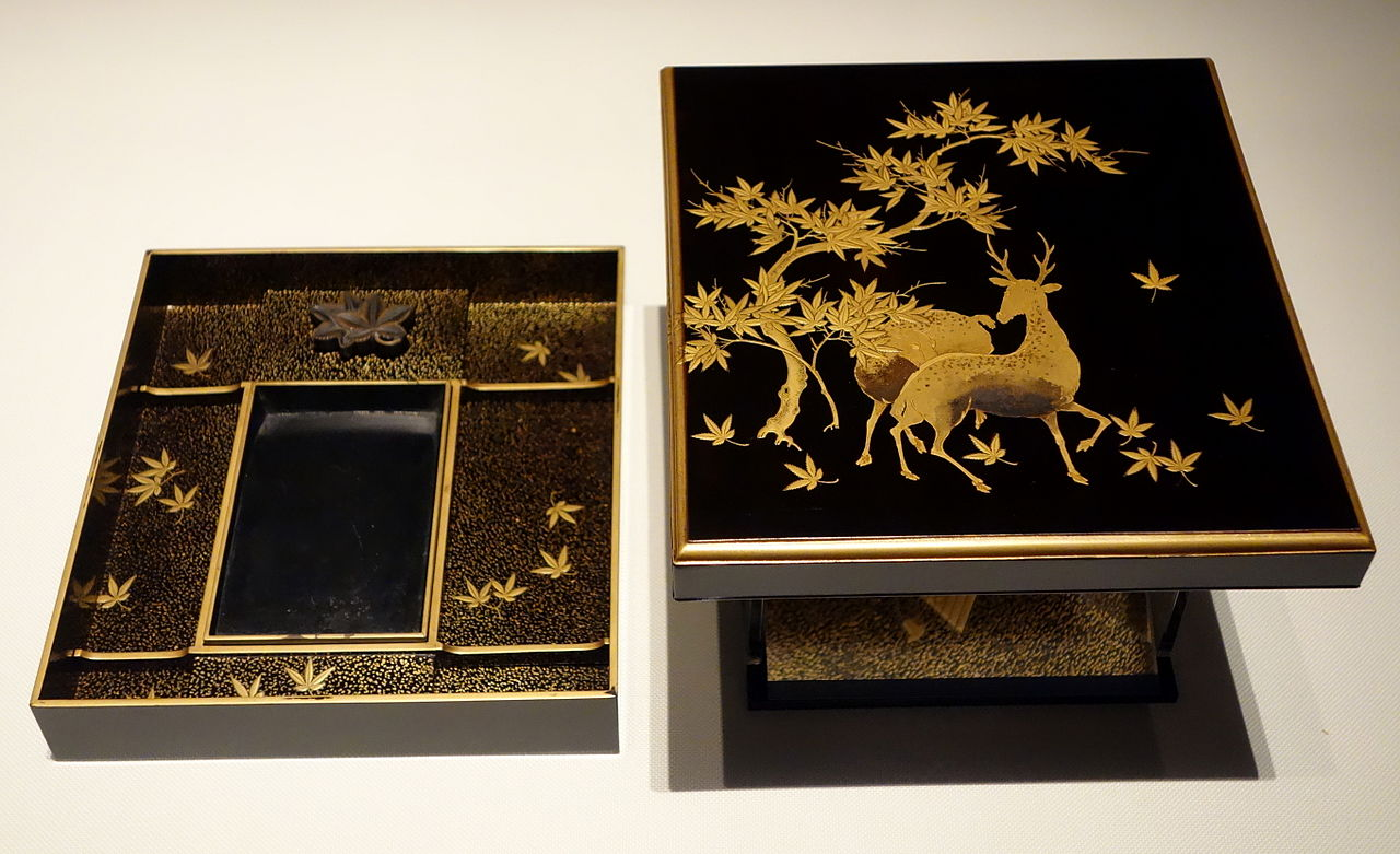 Writing_box,_Edo_period,_18th_century,_maple_and_d.JPG